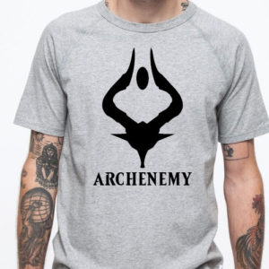 camiseta blacker lotus archenemy nicol bolas
